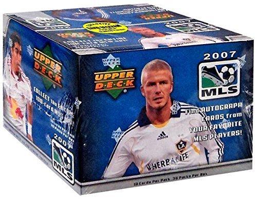 Upper Deck MLS 2007 Soccer Trading Card Box [36 Packs]