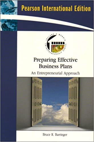 Workbook ay sound worksheets : Preparing Effective Business Plans: 9780137145843: Amazon.com: Books