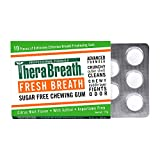 TheraBreath Fresh Breath Chewing Gum with