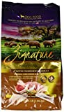 Zignature 12713160 Pork Formula Dry Dog Food, 4 lb