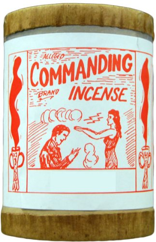 High Quality Commanding Powdered Voodoo Incense 16 -