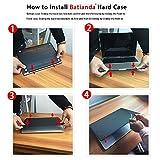 Batianda MacBook Pro 15 Case 2017 & 2016