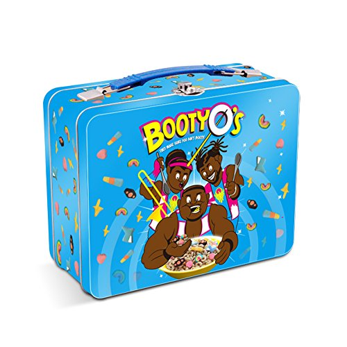 The New Day Booty O's WWE Authentic Lunch Box