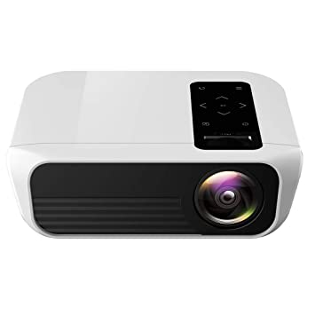 GoYisi Proyector LED, Mini proyector LED Full HD Office T8 ...