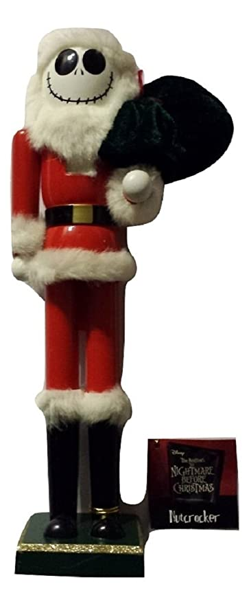 tim burtons the nightmare before christmas jack skellington nutcracker - Nightmare Before Christmas Nutcracker