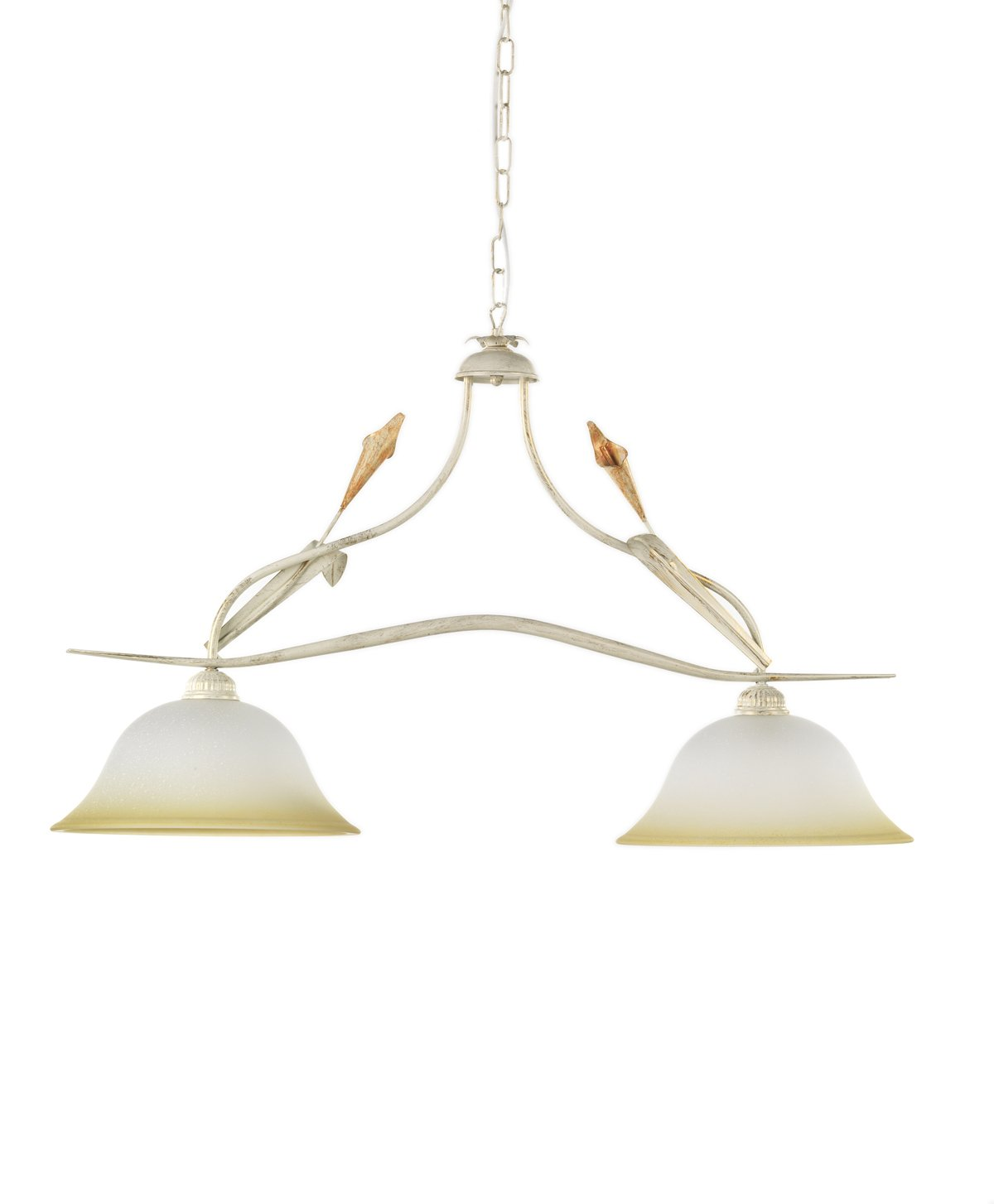 onli Lucrezia lámpara Billar E27, Marfil, 85 x h 110 cm: Amazon.es ...