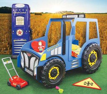 Lit Forme Tracteur
