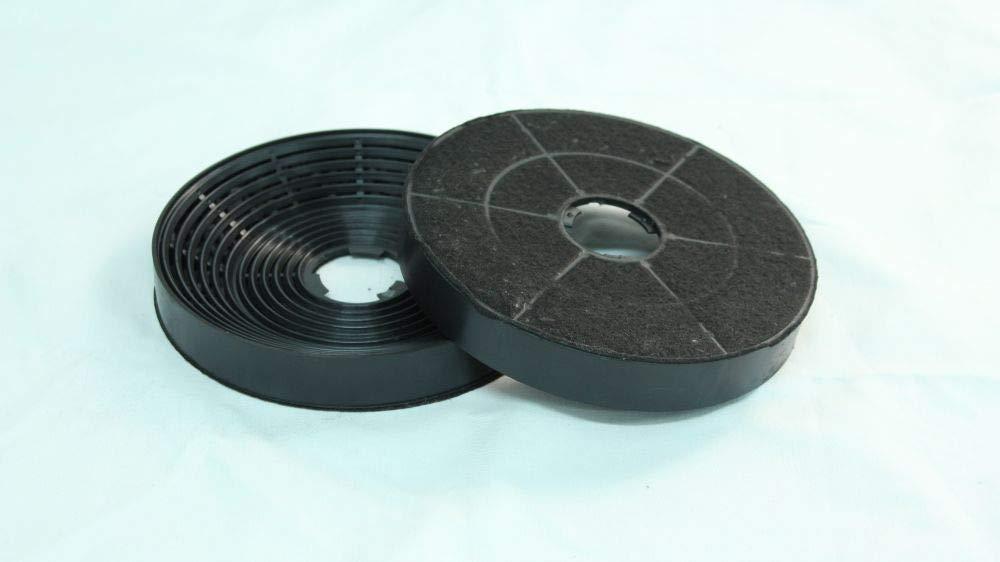 2x kohlefilter passend abzugshauben von lenoxx k450 k650: amazon.de