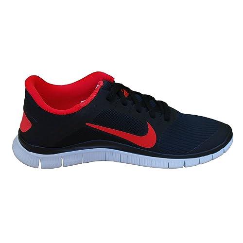 on sale cfec3 dc80c Nike Free 4.0 V3 579958  S Hombre Zapatillas de Deporte, Color, Talla 40  Amazon.es Zapatos y complementos