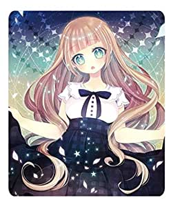 Anime Cute Girl 8 Customized Non-Slip Rubber Mousepad Gaming Mouse Pad