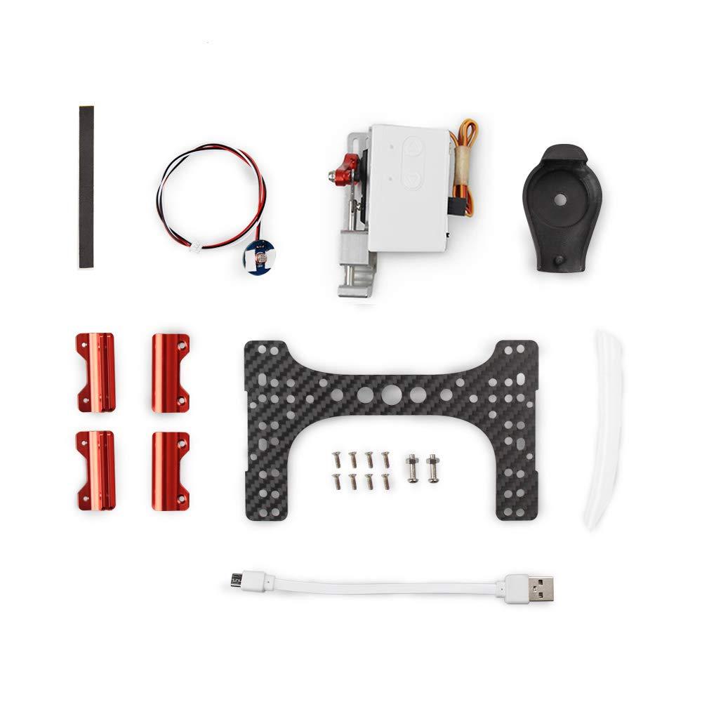 Lan Parabolischer Airdrop Servo Schalter Gerät Kit Fernbedienung für DJI Phantom 4 / 4pro Erweiterte Drone Zubehör