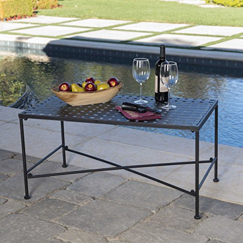 Kent Outdoor Black Iron Coffee -