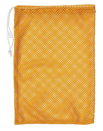Carry Use Bag Ball Mesh (Champion Sports Mesh Equipment Bag (Gold, 12 x 18-Inch))