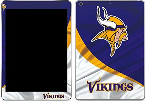 Skinit Decal Tablet Skin for iPad Air - Officially Licensed NFL Minnesota Vikings Design