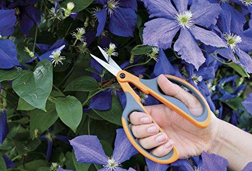 Fiskars 96386935J Comfort Grip Floral Snips by Fiskars (Image #3)