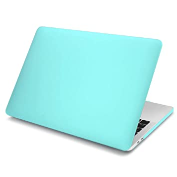 Carcasas MacBook Pro 13 Pulgadas 2018 Ultra Slim Acabado Mate Plástico Hard Caso Funda Snap Case para 2016 2017 MacBook Pro Retina 13