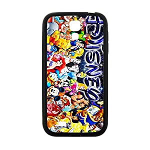 Disney General Mobilization Design Plastic Case Cover For Samsung Galaxy S4