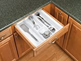 Rev-A-Shelf - CT-4W-52 - Extra Large White Cutlery Tray Drawer Insert