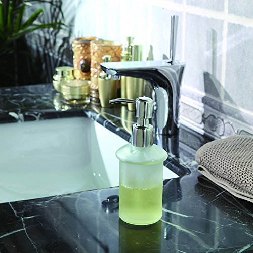 CRW Liquid Soap Dispenser - on counter