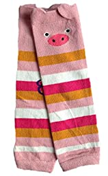 Sept.Filles Baby and Toddler Leg Warmers 3.15\'\' x 11.8\'\' Packs of 6(A)