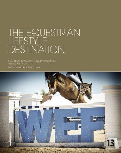 The Equestrian Lifestyle Destination (Elena Table Coffee)