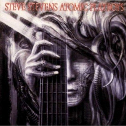 CD : Steve Stevens - Atomic Playboys (Bonus Tracks, Remastered)