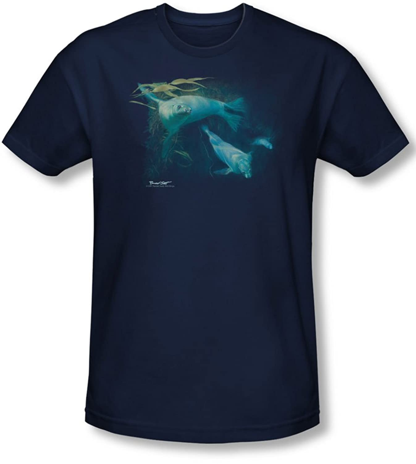 Wildlife - Mens Kelp Patrol Slim Fit T-Shirt
