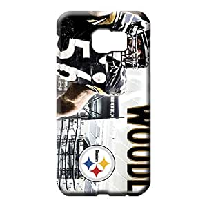 samsung galaxy s6 Shock Absorbing Top Quality stylish phone covers pittsburgh steelers nfl football