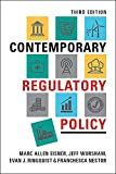 img - for Contemporary Regulatory Policy, 3rd ed. book / textbook / text book