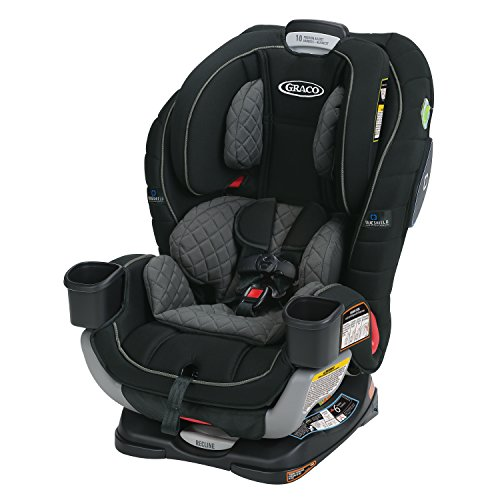 Graco Extend2Fit 3-in-1 Car Seat featuring TrueShield Technology, Ion
