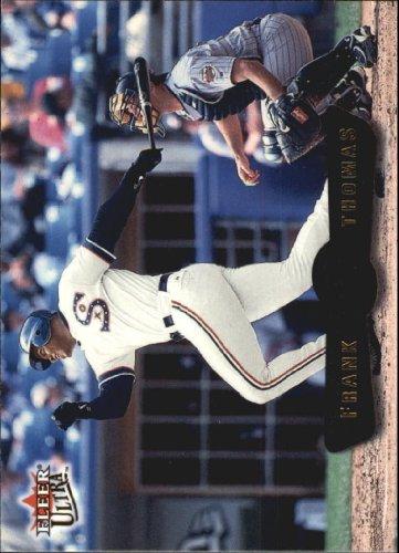Amazon.com: 2002 Fleer Ultra Baseball Card #59 Frank Thomas ...