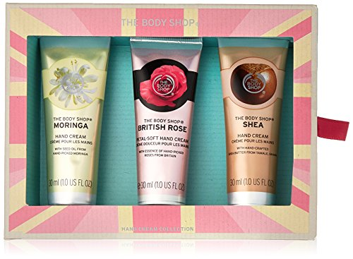 The Body Shop Hand Cream Trio Gift Set