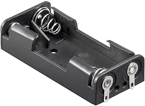 Micro Batterien 10 Stück  Batteriehalter für 1x AAA Batteriefach