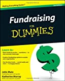 Fundraising for Dummies, Katherine Murray and Consumer Dummies Staff, 0470568402