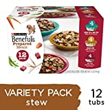 Purina Beneful Gravy Wet Dog Food Variety Pack, Pr...