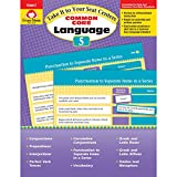 Take It To Your Seat: Language Centers, Grade 5