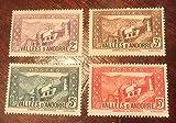 Mint Andorra Postage Stamp %281932 Frenc