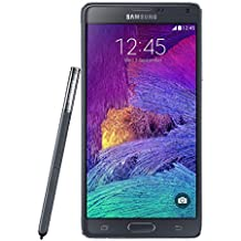 Samsung Galaxy Note 4 N910a 32GB GSM Unlocked Smartphone Charcoal Black (Certified Refurbished)