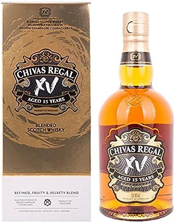 Chivas Regal XV 15 years