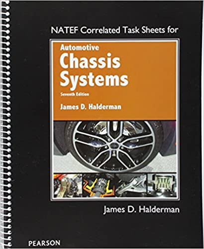 NATEF Correlated Job Sheets for Automotive Chassis Systems Download Epub Free