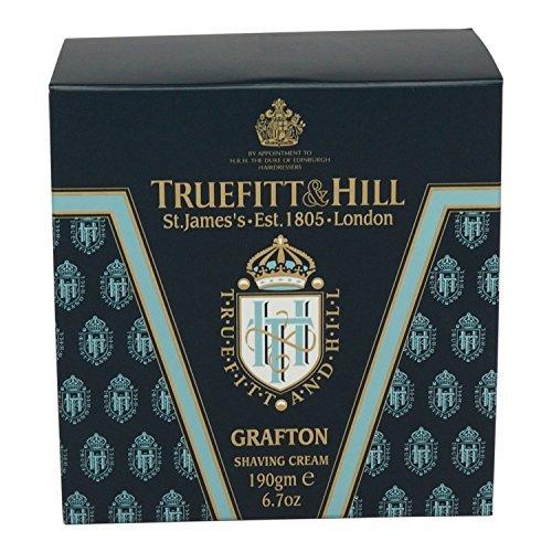 Truefitt & Hill Grafton Shaving Cream 190g/6.7oz by Truefitt & Hill