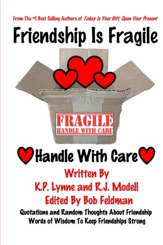 Books : Friendship Is Fragile: Handle With Care