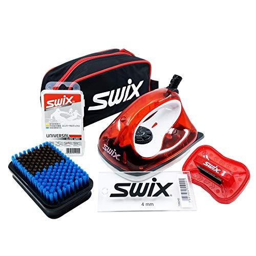 Swix T75 Tune and Wax Starter Kit
