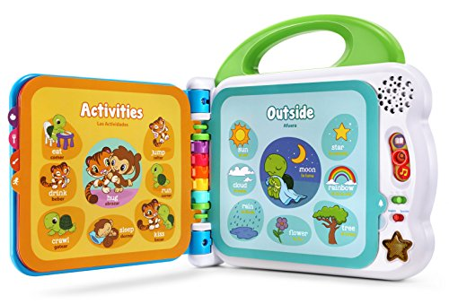 51iquabz3fL - LeapFrog Learning Friends 100 Words Book (Frustration Free Packaging), Green