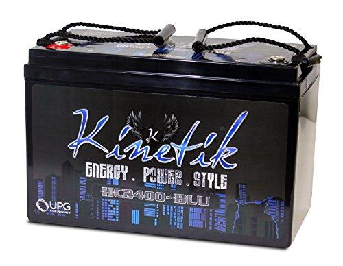 Kinetik HC2400-BLU Black lead