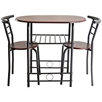 Handi-Craft 3 Piece Compact Dining Set w/Table and...