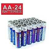 Acdelco, Batería Alcalina AA, 24 Unidades