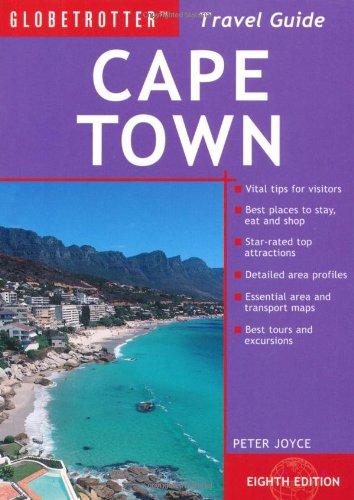 Cape Town Travel Pack, 8th (Globetrotter Travel Packs) pdf epub