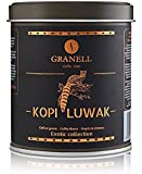 Cafés Granell Kopi Luwak Coffee Whole Beans, 100grams (3.5oz)