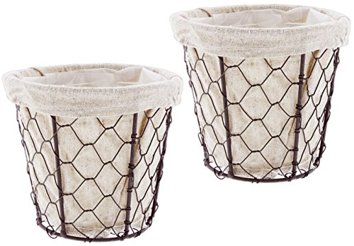 metal basket liner - 6
